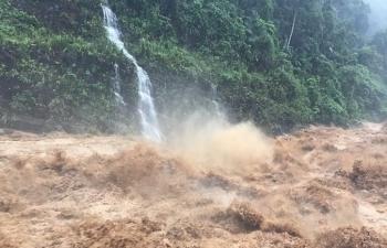 Thủ tướng yêu cầu tập trung khắc phục hậu quả mưa lũ do bão số 3