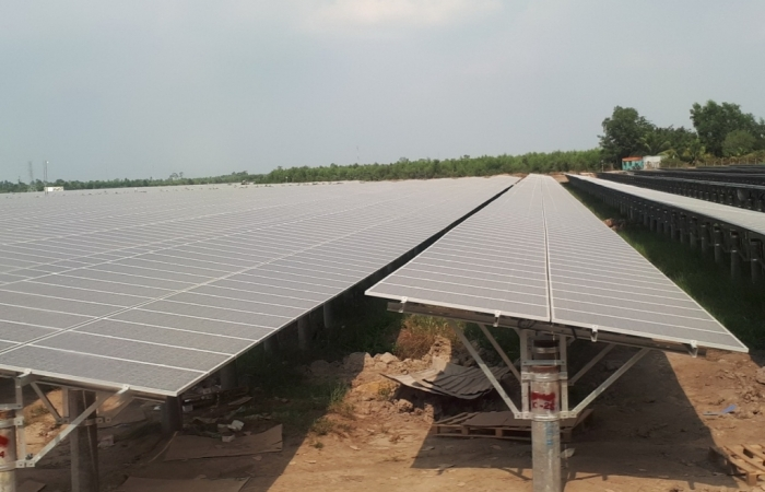 Chính sách thuế đối với hàng NK tạo tài sản cố định của các dự án nhà máy điện mặt trời