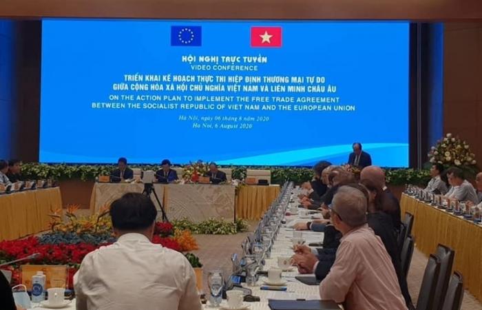 Chính phủ vạch rõ 5 nhóm công việc thực thi EVFTA