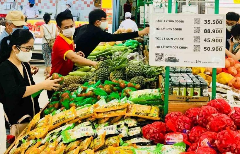 Siêu thị tăng cung ứng hàng, người dân không nên mua tích trữ