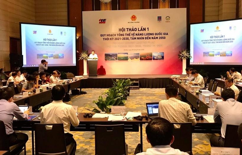 Xây dựng Quy hoạch tổng thể năng lượng quốc gia trong bối cảnh đặc biệt