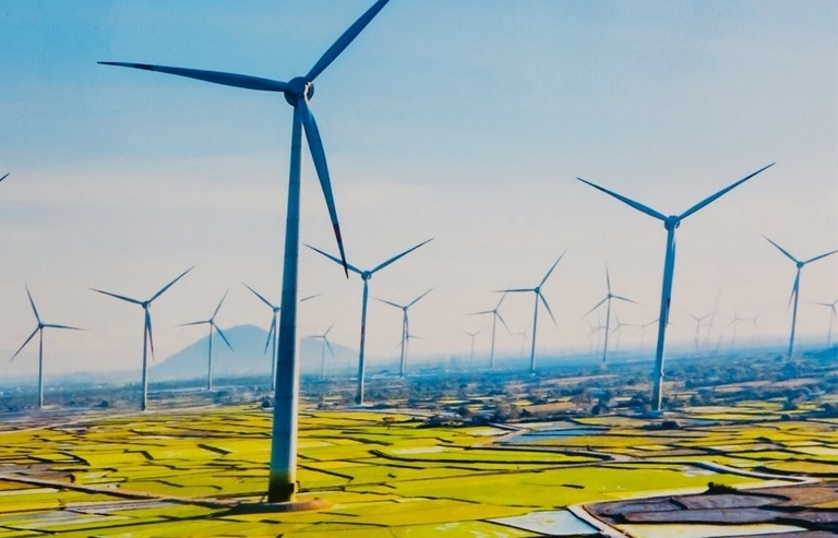 """""""Chốt"""" 106 nhà máy điện gió đăng ký đóng điện, công nhận vận hành thương mại"""