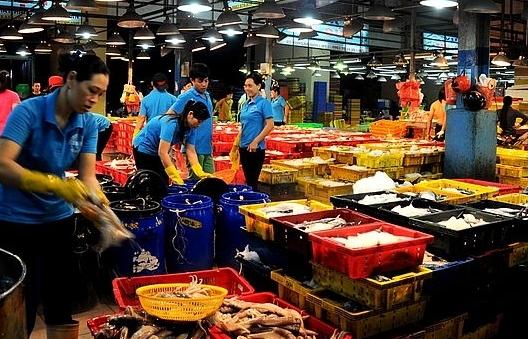 Bộ Công Thương hướng dẫn mở lại chợ sau khi tạm đóng cửa vì Covid-19