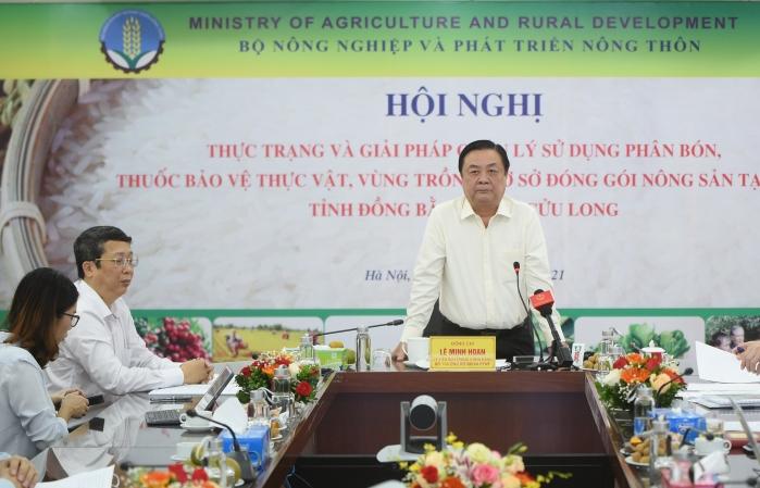 Báo động ĐBSCL dùng phân bón, thuốc bảo vệ thực vật cao vọt so với toàn quốc