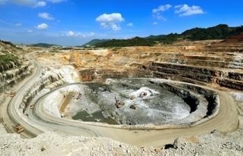 Bộ Công Thương đề nghị cho xuất khẩu hơn 94.000 tấn tinh quặng đồng mỏ Núi Pháo