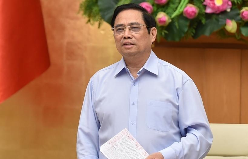 Thủ tướng: Phải chấm dứt tình trạng tàu cá khai thác hải sản bất hợp pháp