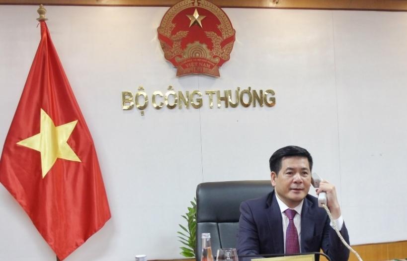 Việt Nam – Hoa Kỳ tích cực hợp tác bảo đảm tính liên tục chuỗi cung ứng hàng hoá