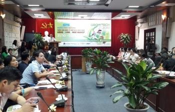5.000 thiết bị nông, lâm nghiệp từ hơn 20 quốc gia tụ hội tại Việt Nam