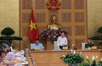 """Phó Thủ tướng Trịnh Đình Dũng: Hành động quyết liệt để gỡ """"thẻ vàng"""""""