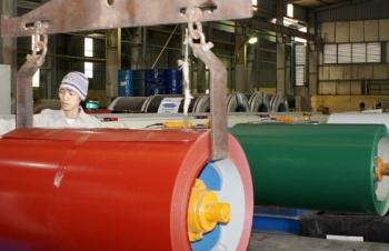 Thép phủ màu Trung Quốc bị áp thuế chống bán phá giá hơn 34%