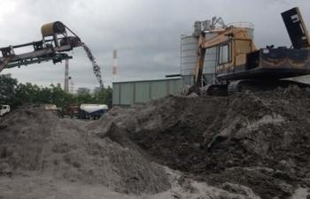 Kiến nghị Thủ tướng gỡ khó tiêu thụ tro, xỉ của nhà máy nhiệt điện