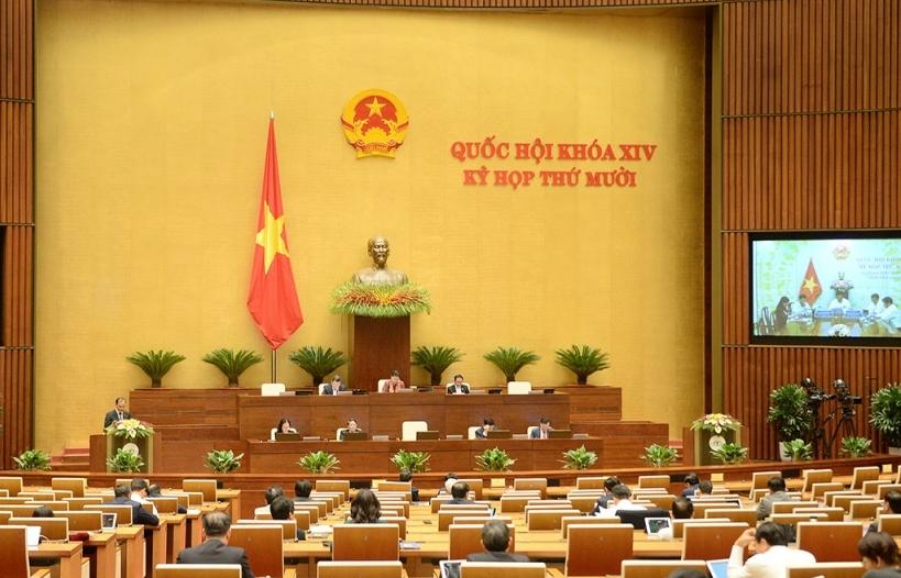 Quốc hội thảo luận về Luật Biên phòng Việt Nam và Luật Cư trú (sửa đổi)