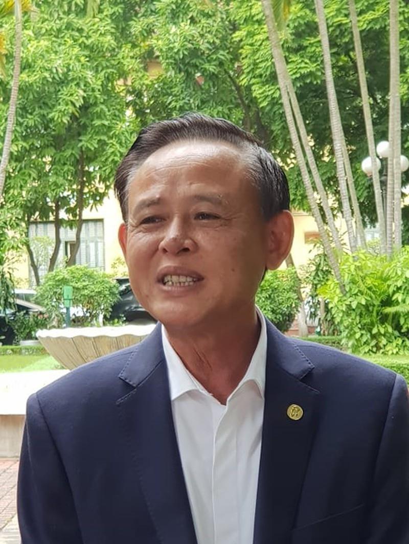 Thứ trưởng Bộ NN&PTNT Hà Công Tuấn