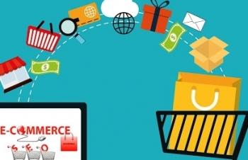 Quy mô thị trường thương mại điện tử lo hụt 2,6 tỷ USD