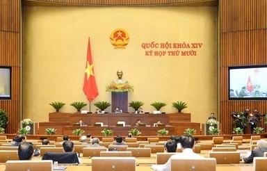 Quốc hội thảo luận về Luật sửa đổi, bổ sung một số điều Luật Xử lý vi phạm hành chính