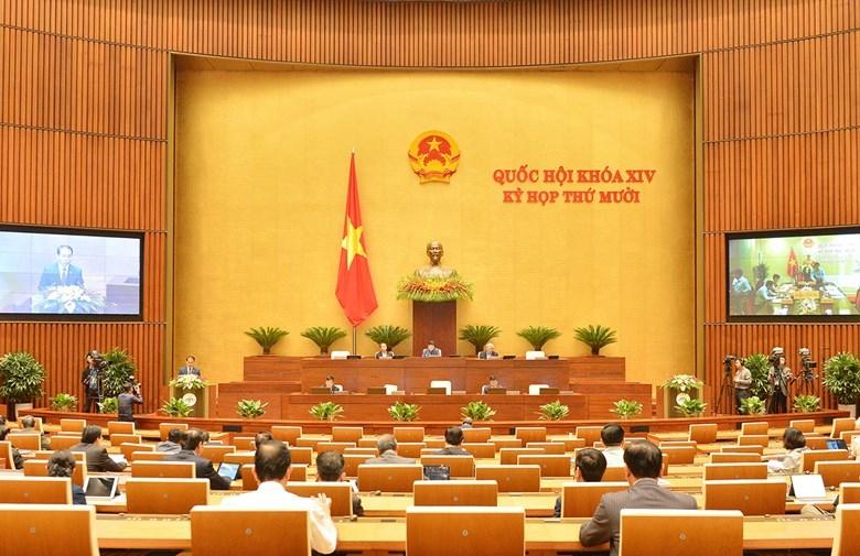 Quốc hội thảo luận dự thảo Luật Người lao động Việt Nam đi làm việc ở nước ngoài