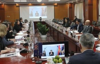 New Zealand ưu tiên nhập khẩu chanh, bưởi Việt Nam