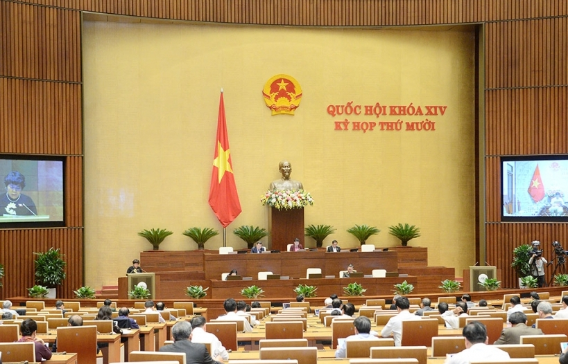 Quốc hội thảo luận về phòng, chống tham nhũng năm 2020