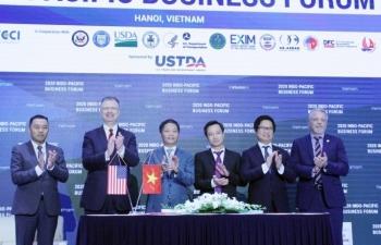 Việt Nam-Hoa Kỳ hợp tác sản xuất nhiên liệu sinh học