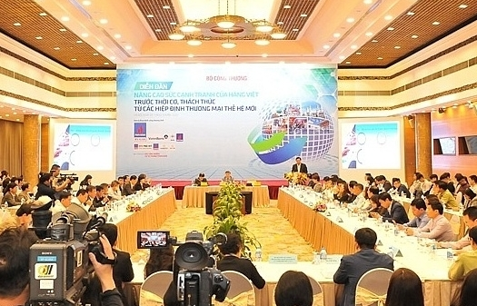 """Xây dựng """"đại bàng"""" Việt để nâng cao năng lực kinh doanh"""