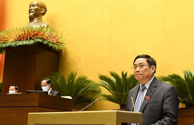 Chính phủ đặt chỉ tiêu GDP năm 2022 tăng khoảng 6-6,5%