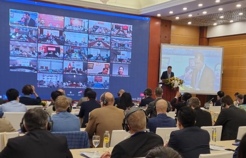 Năng lực cạnh tranh, thị phần hàng Việt cải thiện rõ tại thị trường EU