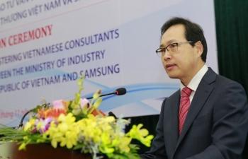 Hơn 200 chuyên gia tư vấn được Samsung đào tạo về cải thiện sản xuất