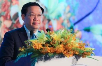 Phó Thủ tướng Vương Đình Huệ: Logistics Việt đang đi ngược thế giới