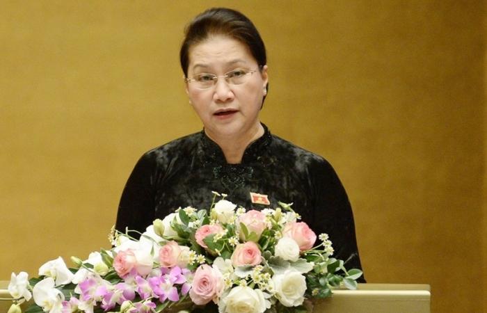 Bế mạc Kỳ họp thứ 10, Quốc hội kêu gọi phát huy mạnh mẽ tinh thần dân tộc
