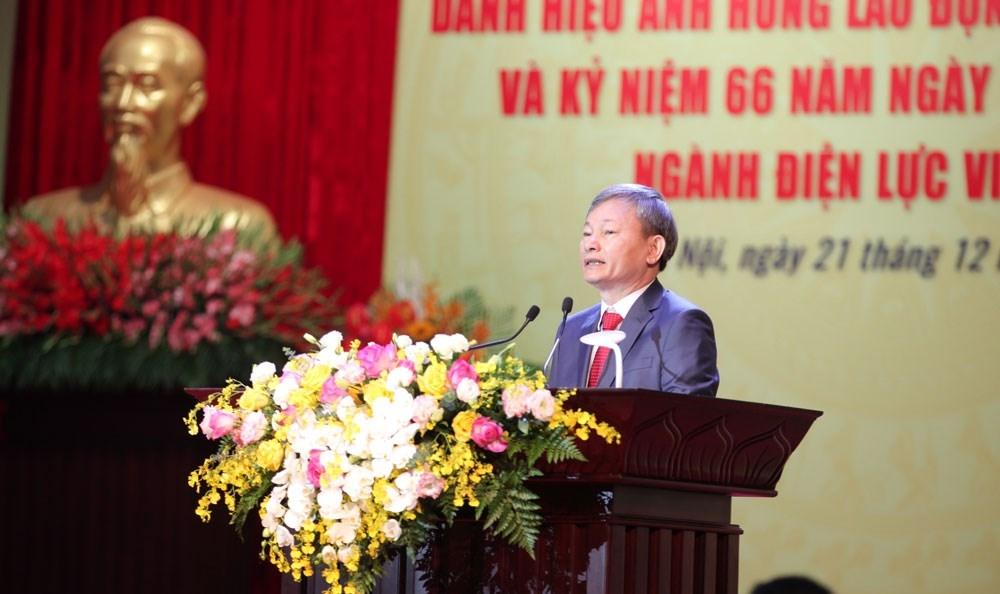 Phó Thủ tướng Trịnh Đình Dũng: EVN phải đảm bảo vững chắc an ninh cung ứng điện