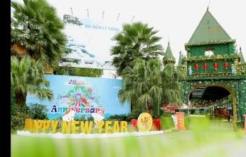 """Chào Xuân Canh Tý 2020 - """"Xuân yêu thương"""" tại Công viên Hồ Tây"""