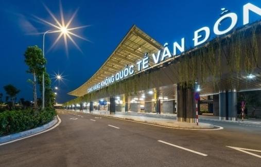 Tạm đóng cửa sân bay Vân Đồn (Quảng Ninh) để phòng dịch Covid-19