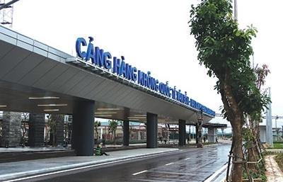 Gia hạn thời hạn đóng cửa tạm thời sân bay Vân Đồn