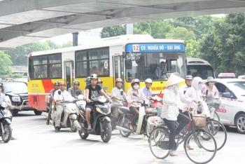 11 tuyến phố cấm taxi và xe hợp đồng dưới 9 chỗ ngồi