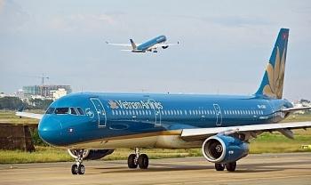 Từ hôm nay, Vietnam Airlines chính thức tạm ngừng khai thác đường bay quốc tế