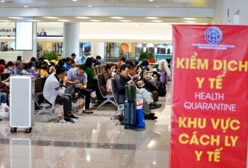 Từ 21/3, hành khách nhập cảnh vào Việt Nam đều phải cách ly