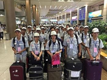 Việt Nam đang có trên 560.000 lao động Việt Nam làm việc tại nước ngoài