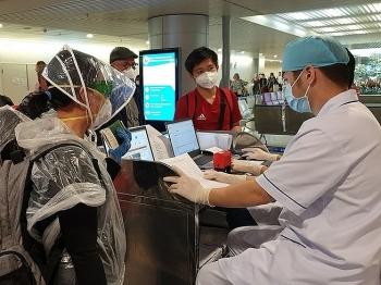 Tạm dừng vận chuyển công dân Việt Nam từ nước ngoài đến Tân Sơn Nhất