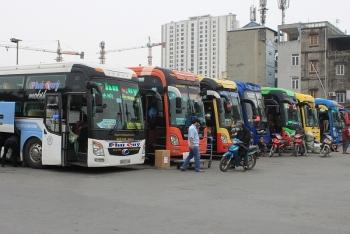 Từ 30/3 tạm dừng xe hợp đồng và du lịch đi và đến Hà Nội, TP Hồ Chí Minh