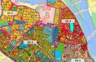 Quy hoạch nội đô Hà Nội theo hướng bảo tồn và phát triển