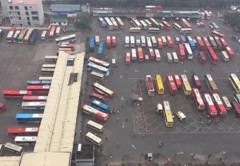 """Hàng loạt nhà xe """"bỏ bến"""", Sở Giao thông vận tải Hà Nội yêu cầu chấn chỉnh"""