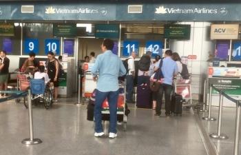 Vietjet Air có số chuyến bay chậm, hủy chuyến nhiều nhất trong tháng 4