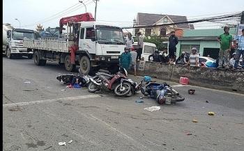 Tai nạn giao thông giảm mạnh sau 3 ngày cách ly xã hội