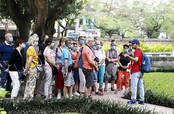 Rà soát lượng khách du lịch nước ngoài hiện đang có mặt tại Việt Nam