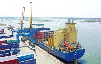 Lượng hàng hóa thông qua cảng biển trong quý I vẫn tăng 8,4%