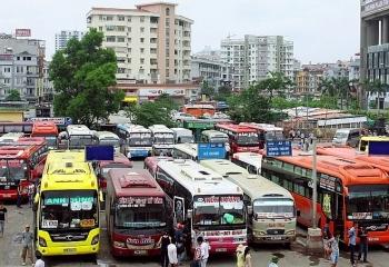 Sở Giao thông vận tải Hà Nội giải thích về phương án phục vụ xe khách chạy xuyên đêm