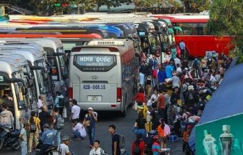 Xe khách liên tỉnh được chạy 100% số chuyến