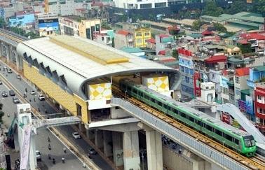 Tuyến đường sắt đô thị Cát Linh - Hà Đông sẽ kết nối với những tuyến buýt nào?