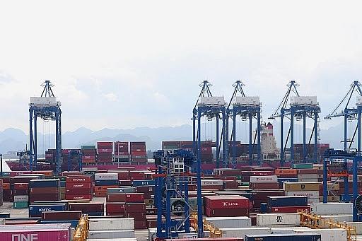 Từ 1/5, Tân Cảng - Hải Phòng được tiếp nhận tàu container 132.900 DWT