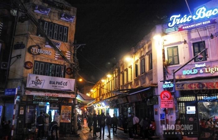 Hà Nội tạm dừng hoạt động quán bar, vũ trường, game